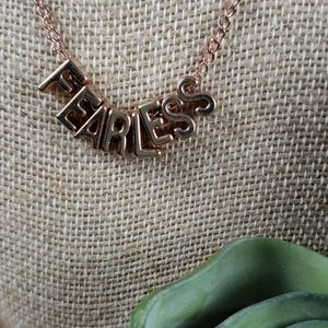 BCBGeneration Fearless Necklace